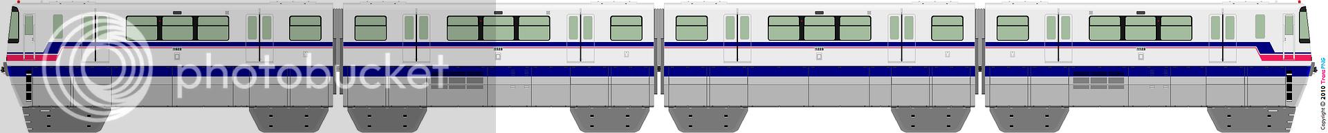 [5136] Osaka Monorail 2136