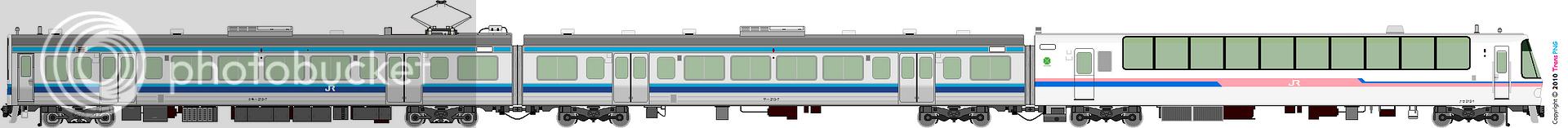 [5185] 西日本旅客鐵道 2185