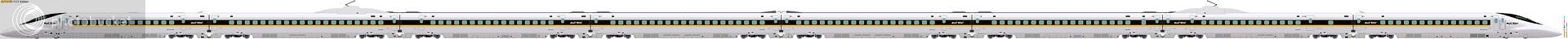 High-Speed Train 2246