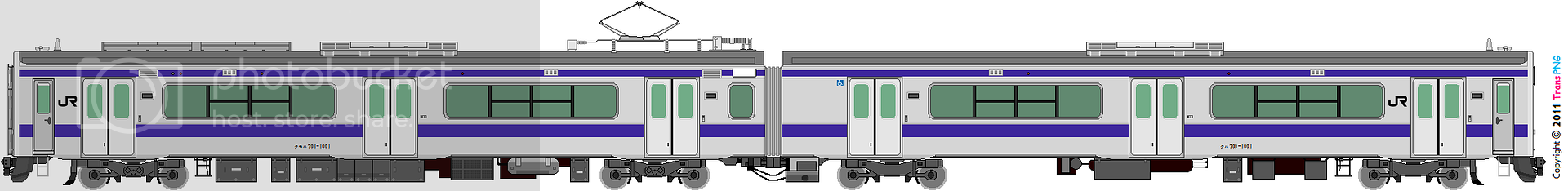 Train 2260