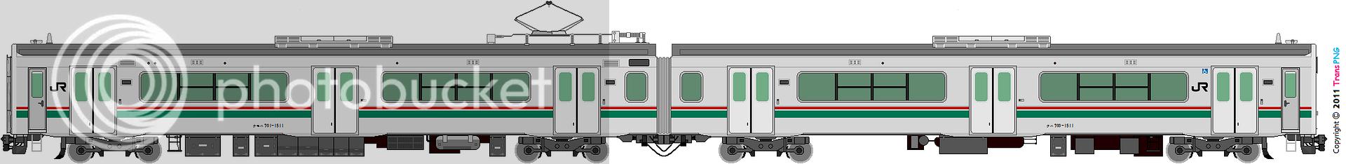 鐵路列車 2267