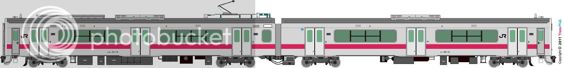 鐵路列車 2268