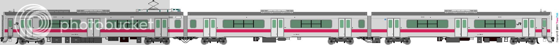鐵路列車 2269