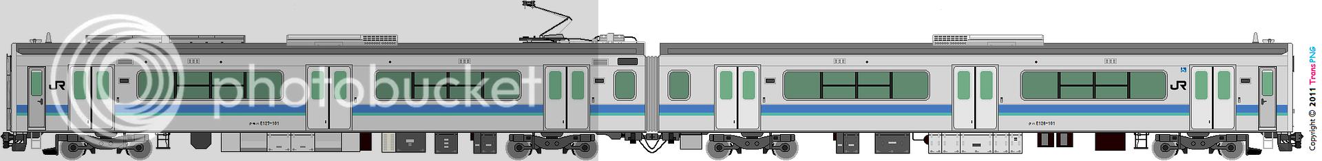 鐵路列車 2270