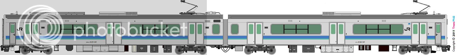 鐵路列車 2271