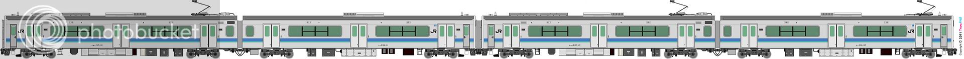 鐵路列車 2272
