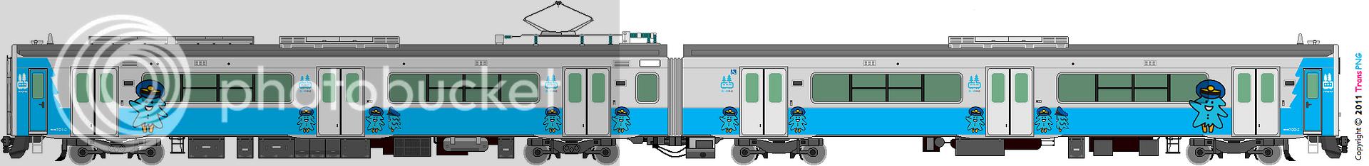 鐵路列車 2275