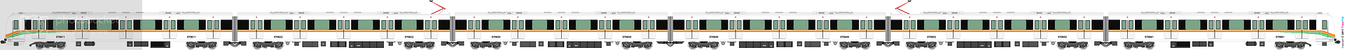 鐵路列車 2277