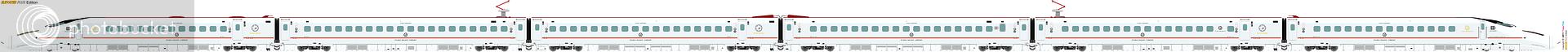 鐵路列車 2278