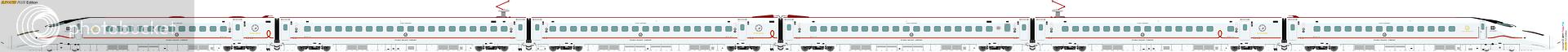 鐵路列車 2279