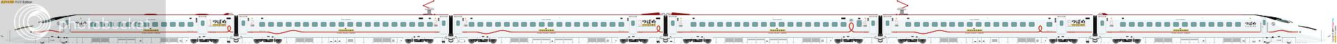 鐵路列車 2281