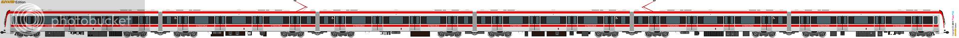 [5307] Shenyang Metro 2307