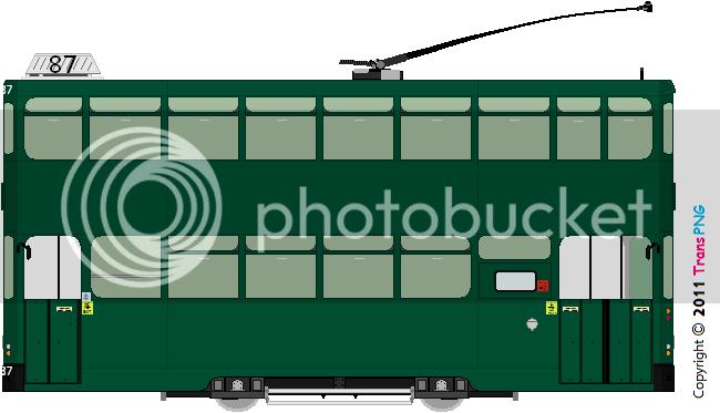 [5311] 香港電車 2311