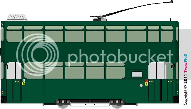 [5312] 香港電車 2312
