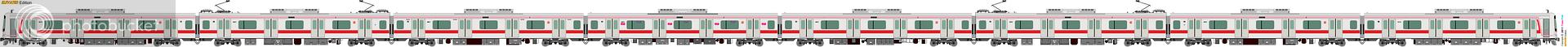 [5353] 東急電鉄 2353