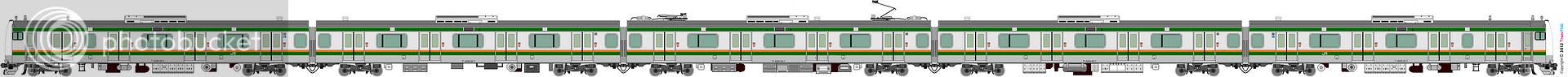 [5381] 東日本旅客鐵道 2381