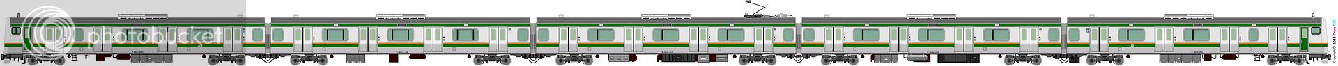 [5383] 東日本旅客鐵道 2383