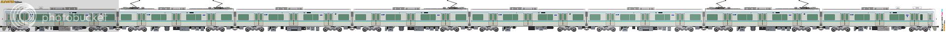 [5388] Chiba Newtown Railway 2388