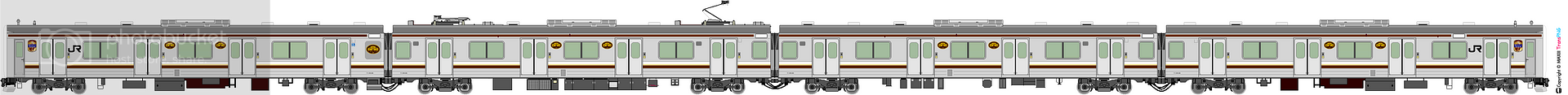 [5390] 東日本旅客鉄道 2390