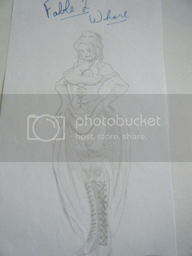 Drawing and other art pieces Sketches006