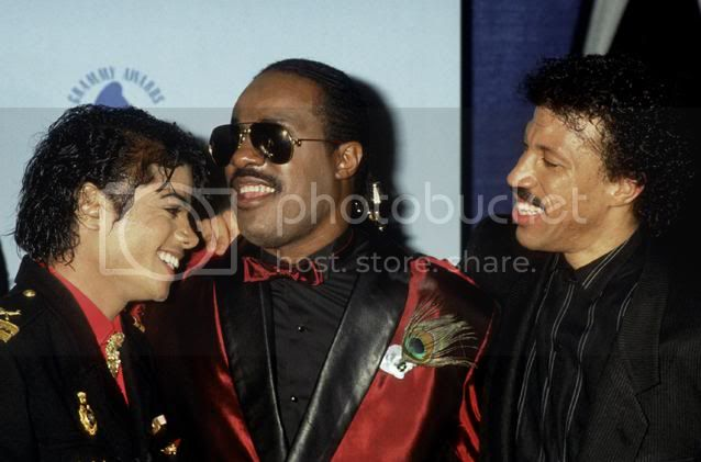Stevie Wonder fala sobre sua música preferida do álbum Michael Michael-20_Getty_345509s