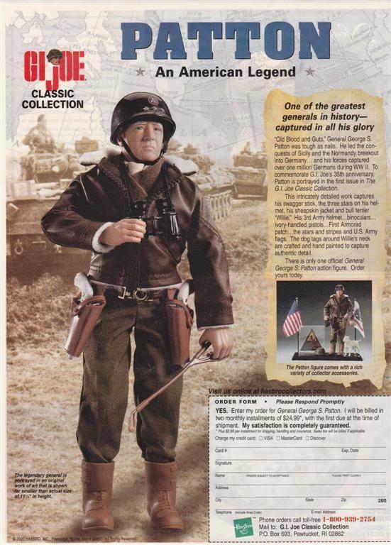 CC Joe ads for Didier! Patton