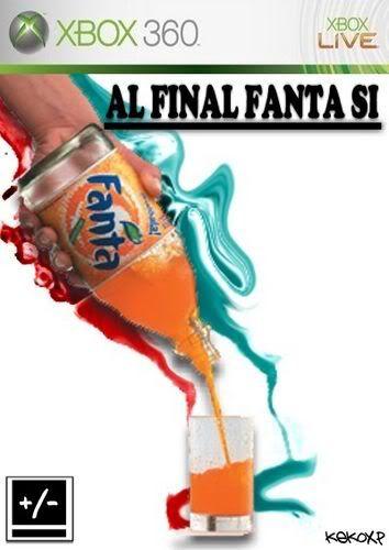 Portadas de juegos  fakes Alfinalfantasi