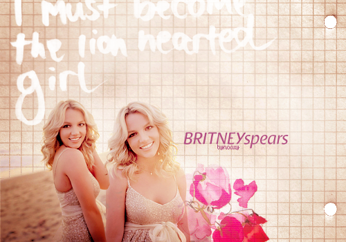 Chall Nº4 - Blend - Britney Spears Spears