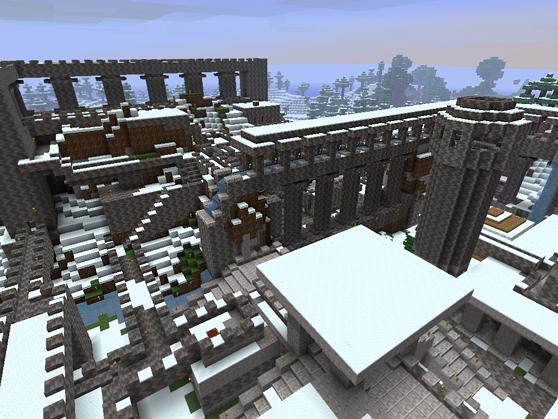 Minecraft Hunger Games Server... In Progress CamelServer1