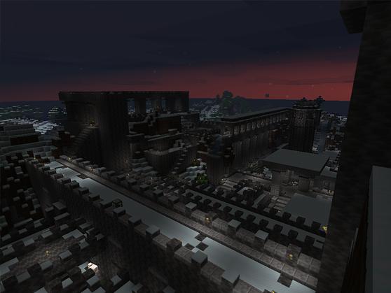 Minecraft Hunger Games Server... In Progress CamelServer2