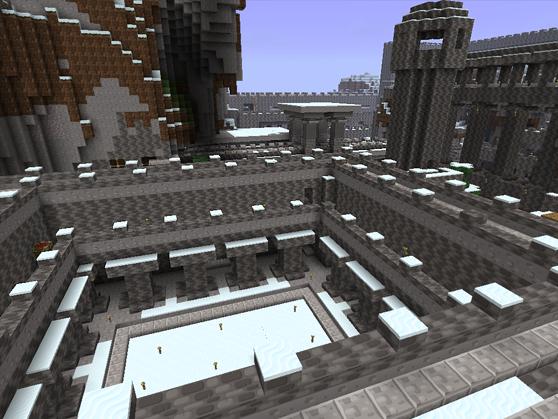 Minecraft Hunger Games Server... In Progress CamelServer3