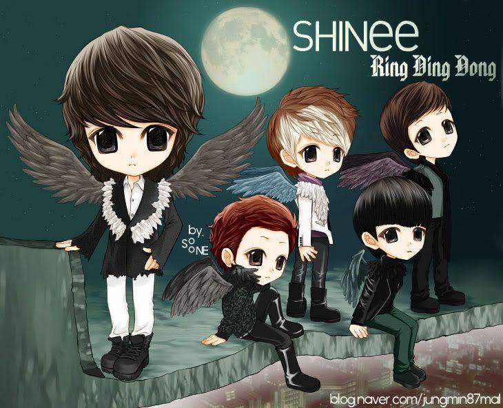 Hình manga của các nhóm nhạc Hàn Jungmin87mal4
