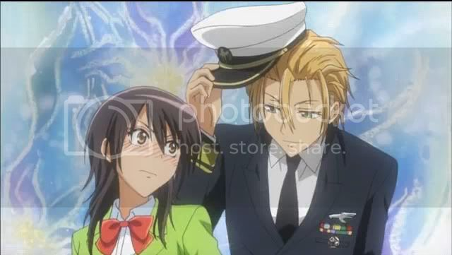 Usui and Misaki Pictures, Images and Photos