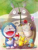 [Wallpaper + Screenshot ] Doraemon Th_rainy_day_by_lilythescorpio-d3if7z9