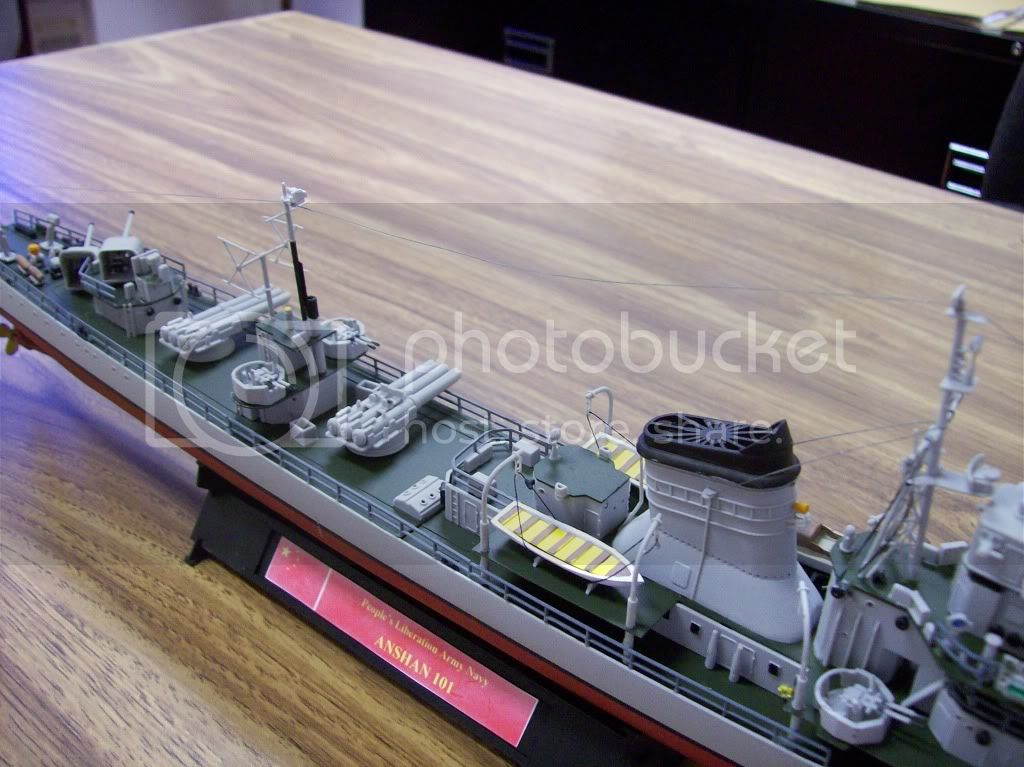 Destroyer soviético Gremyashiy da classe Gnevny 100_1125