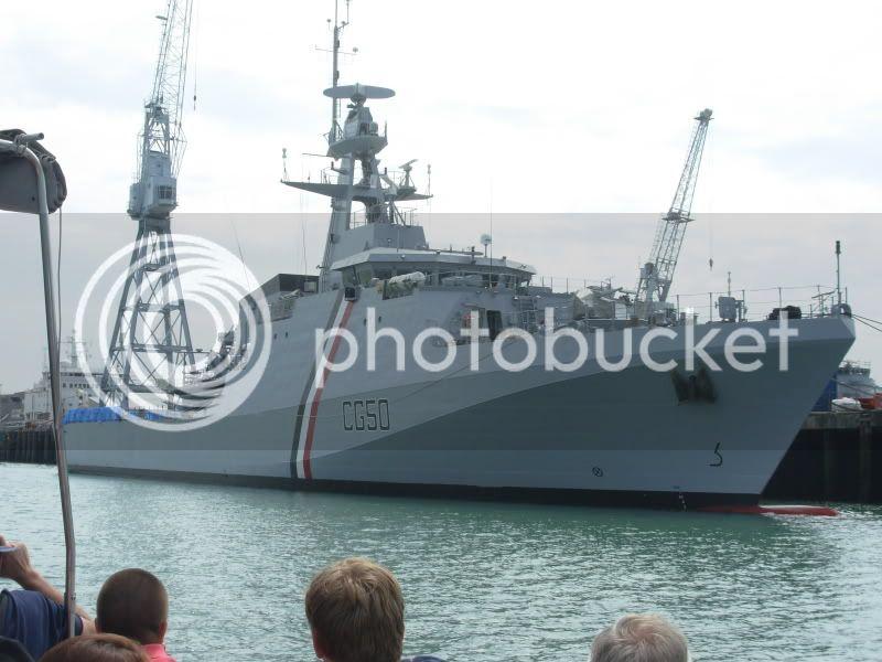"OPVS classe Port of Spain/ NaPaOc classe ""Amazonas""  1370956"