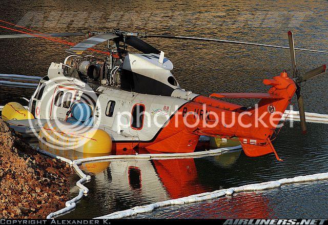 Helicópteros MB: Aviação Naval Brasileira, Seahawk MH 16 e Cougar/ EC725 Super Cougar 1936552