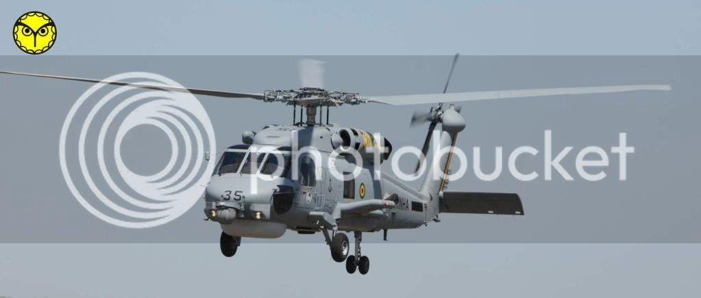 Helicópteros MB: Aviação Naval Brasileira, Seahawk MH 16 e Cougar/ EC725 Super Cougar 2-34