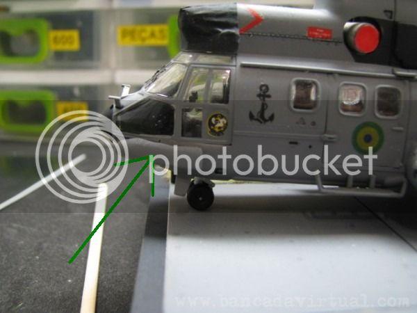 Helicópteros MB: Aviação Naval Brasileira, Seahawk MH 16 e Cougar/ EC725 Super Cougar Cpiadebia