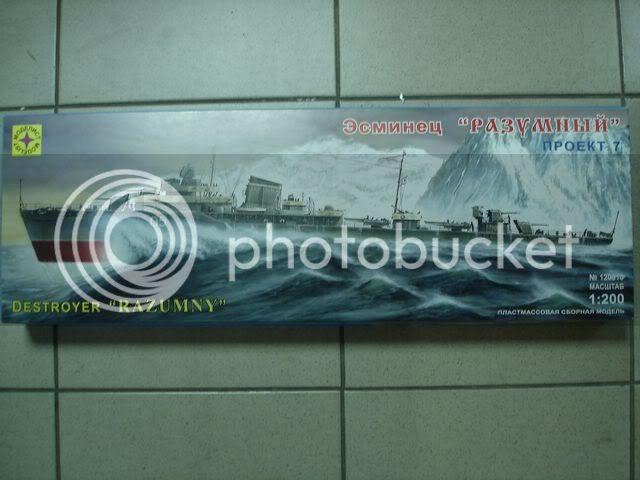 Destroyer soviético Gremyashiy da classe Gnevny RAZ