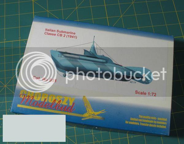 Linha 1/72 de kits da empresa Choroszy Modelbud Choroszy_S51