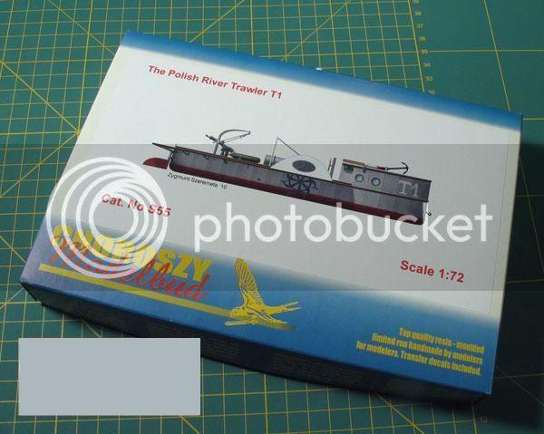 Linha 1/72 de kits da empresa Choroszy Modelbud Choroszy_S55