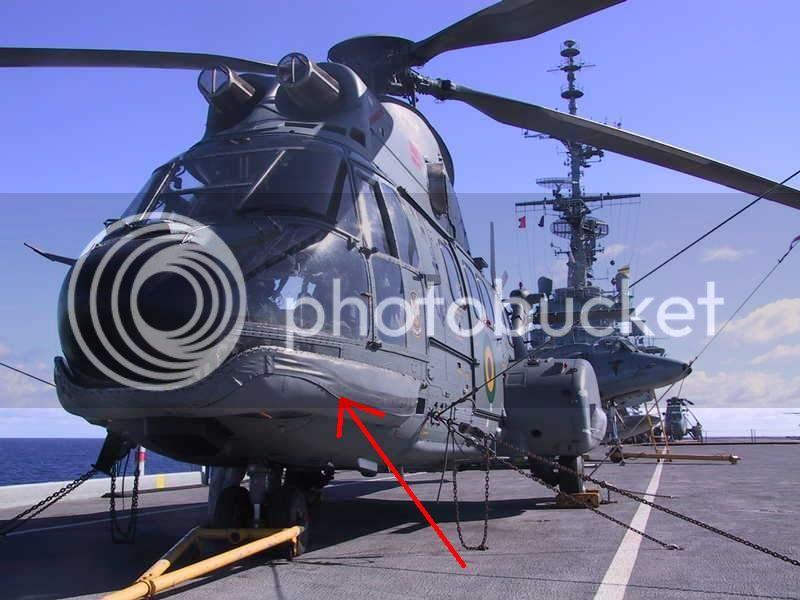 Helicópteros MB: Aviação Naval Brasileira, Seahawk MH 16 e Cougar/ EC725 Super Cougar J-1