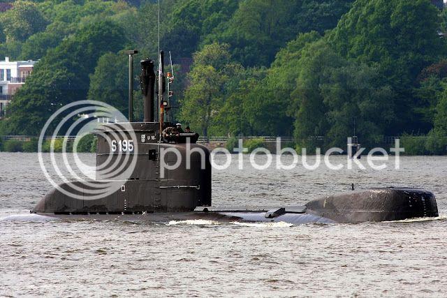 Colombia incorpora 2 submarinos Type 206A 0COLMB1