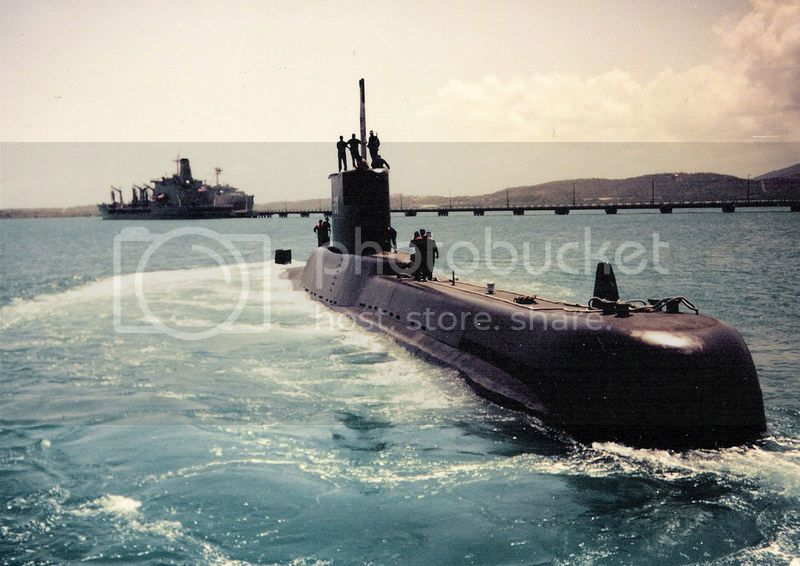 Colombia incorpora 2 submarinos Type 206A 1290201672e5eafb731ab1Sabalo