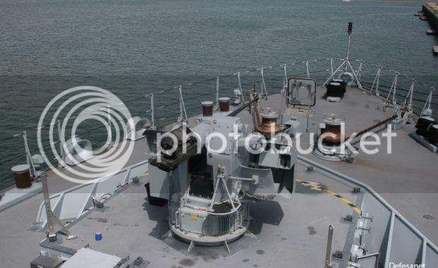 "OPVS classe Port of Spain/ NaPaOc classe ""Amazonas""  2-3"