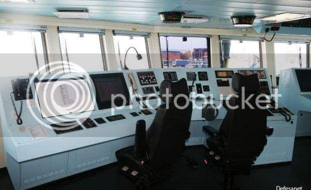 "OPVS classe Port of Spain/ NaPaOc classe ""Amazonas""  3-2"