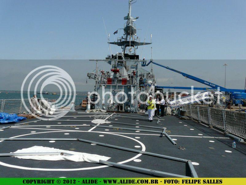 "OPVS classe Port of Spain/ NaPaOc classe ""Amazonas""  77-1"