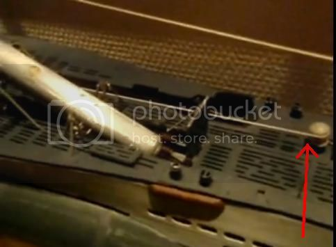 Guincho de vante para carregamento de torpedos de  U-Boats 77-2