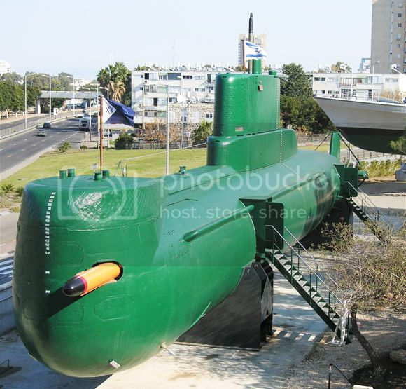 Colombia incorpora 2 submarinos Type 206A GAL3